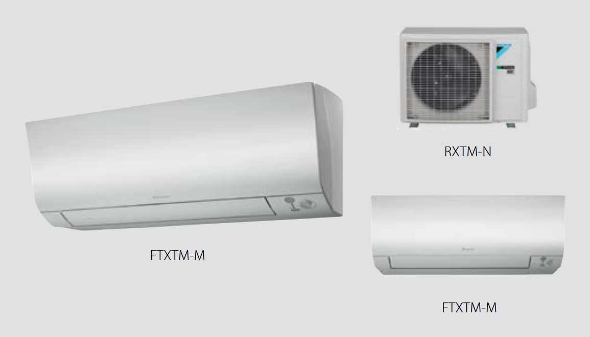 Daikin Perfera FTXTM40M/RXTM40M (optimizirana za grijanje)